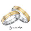 Svatební prstýnky SPPL011