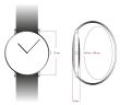 Dámské hodinky Dugena Moma 4460736