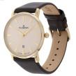 Zlaté dámské elegantní hodinky Dugena Festa Femme 4460789