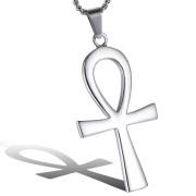 Přívěsek na řetízek nilský kříž WJHC16