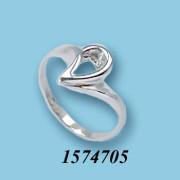 Stříbrný prsten 1574705
