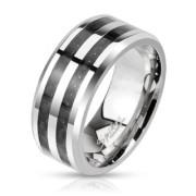 Ocelový prsten 2686K