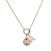 Ocelový náhrdelník Brosway Tres Jolie BTJMS863