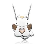 Náhrdelník pro anděla s ďáblem v těle Sagapo SNG09
