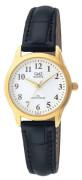 Dámské zlaté hodinky Q+Q C169-104