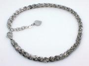 Dámský stříbrný náramek 304659