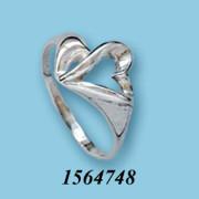 Stříbrný prsten 1564748