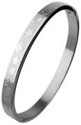 Pevný ocelový náramek na ruku SEB905