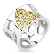Prsten zirkon 2373