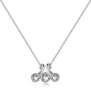 Moderní dámský náhrdelník Brosway Affinity BFF67