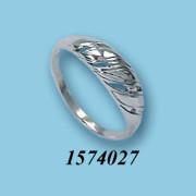 Stříbrný prsten 1574027