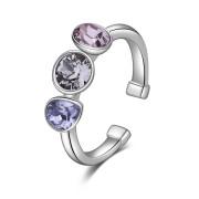 Dámský stříbrný prstýnek Brosway Tring G9TG63