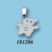 Stříbrný přívěsek 181206