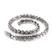 Pánský náhrdelník chirurgická ocel WJHN119-ST