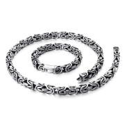 Souprava pánských šperků chirurgická ocel WJHN100