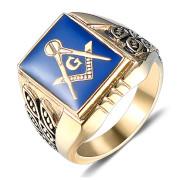 Ocelový prsten pro muže SEWJHC55