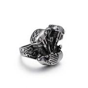 Motorkářský prsten chirurgická ocel WJHZ191