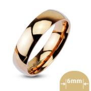 Ocelový prsten 005
