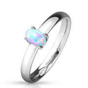 Dámský prstýnek s kamínkem 5055