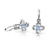 Cutie Jewellery dětské náušnice C2013B Arctic Blue