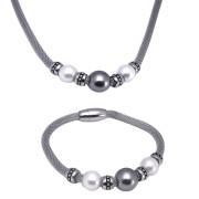 Souprava šperků náhrdelník a náramek SET010