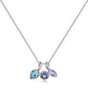 Moderní dámský náhrdelník Brosway Affinity BFF68
