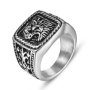 Pečetní prsten z chirurgické oceli WJHB578ST