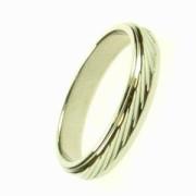 Ocelový prsten R1410