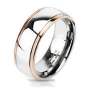 Titanový prsten Spikes 3183