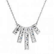 Náhrdelník Swarovski 32024.1 krystal