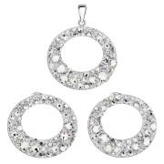 Elegantní souprava šperků Swarovski elements 79043.1