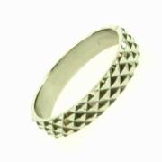 Ocelový prsten R1344