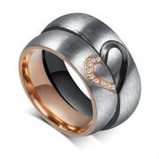 Snubní prsteny z chirurgické oceli JCFCR051
