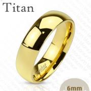 Snubní prsten titan 4383-6
