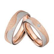 Snubní prstýnky chirurgická ocel SPPL030