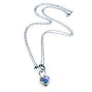 Elegantní náhrdelník se srdíčkem NSS294