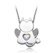 Náhrdelník pro anděla s ďáblem v těle Sagapo SNG11