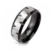 Ocelový prsten 1180