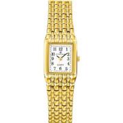 Dámské zlaté hodinky Certus 631651