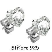 Náušnice SEESHT6C-Stříbro 925/000