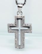 Přívěšek křížek 305335