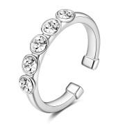 Dámský stříbrný prstýnek Brosway Tring G9TG60