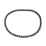 Elegantní ocelový magnetický náhrdelník SEJCF003BG