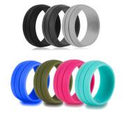 Silikonové prsteny souprava JCFSH850