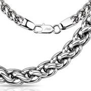 Ocelový řetízek Spikes 3045-6