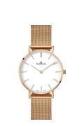 Dámské ocelové hodinky Dugena Linée zlaté 4460838
