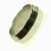 Ocelový prsten R3515