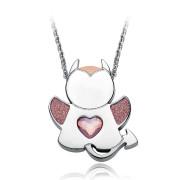 Náhrdelník pro anděla s ďáblem v těle Sagapo SNG10