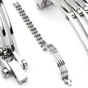 Ocelové náramky pro muže Spikes SESSB6829