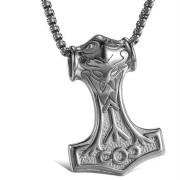 Ocelový náhrdelník Thórovo kladivo WJHC101